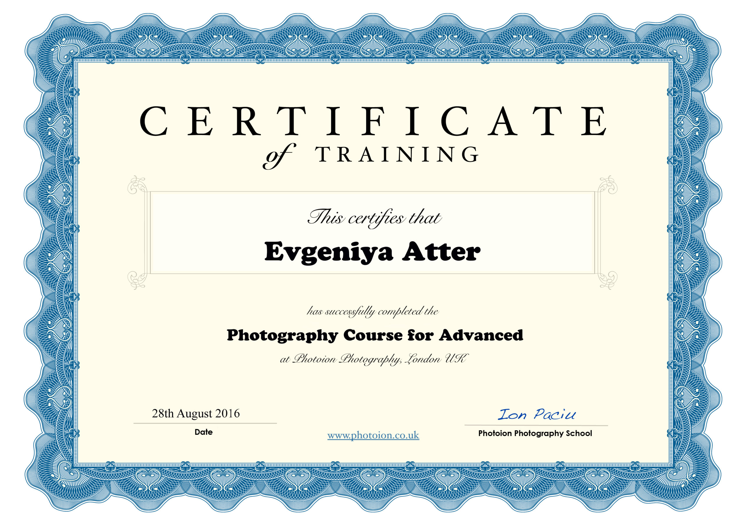 Photography education certificate accreditation in photography Family Photographer Newborn Photographer Studio lighting